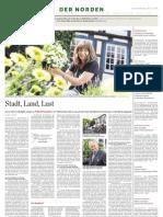 Hamburger Abendblatt - Stadt, Land, Lust
