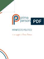 Manifesto Politico