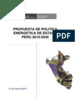 propuesta energia renovable 2010-2014