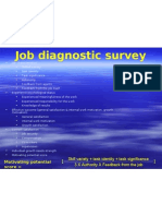 Job Diagnostic Survey