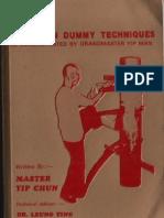 116 Wing Tsun Dummy Techniques, Yip Chun & Leung Ting