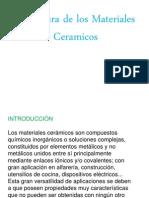 Materiales CeramicOs EstructUra lUiS IvAn