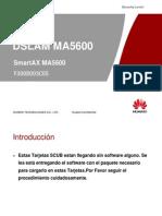 Load Scub Software Ma5600 - Guide