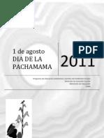 2011-08-01 Día de La Pachamama