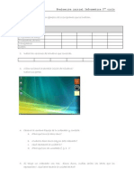 evaluacion conceptos basicos 3ºciclo