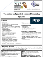 Grouding Systems Course