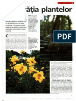 Animale Si Plante - Imparatia plantelor