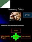 Monetary Policy(1)