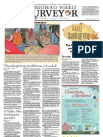 Thanksgiving Article 2011
