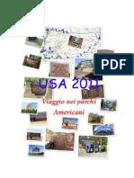 USA 2011  Viaggio nei parchi ovest