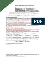Exercicios Revision a Is Av1 Genetica Gabarito