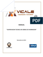 Manual Inspeccion de Obras de Hormigon