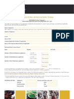 Debenture Application Form 1