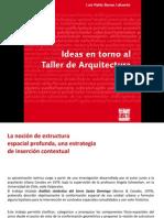estudio espacios arquitectónicos en valparaiso
