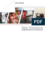New Directions - The Re-Engineering Process of the Sri Lanka Red Cross Society