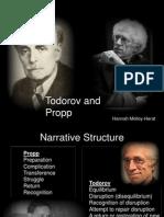 Todorov and Propp