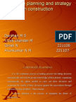 Corporate Planning and Strategy Darshan,Girish,Arun,Vivek Sec 2