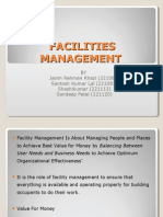 Facilities Management Final Jasim,Santosh,Shashi,Sandeep