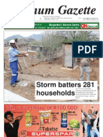 Platinum Gazette 25 November 2011