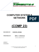 Computer System and Network
