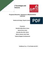 Reporte de Practica 2 de Visualizacion de Procesos
