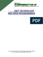 Internet & Web Programming