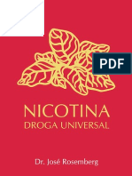 Nicotina - Droga Universal (Livro)