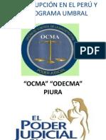 OCMA-ODECMA PIURA-Lustrabotas y as