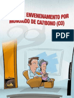 Cartilha - Cuidados com Monóxido de Carbono - CO
