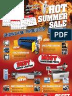 ASSET Summer Sale