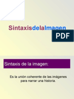 Clase Sintaxis de La Imagen