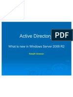 Win7 Active Directory