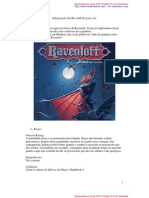 Adaptação Ravenloft 4e
