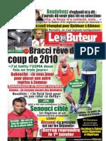 LE BUTEUR PDF du 25/11/2011