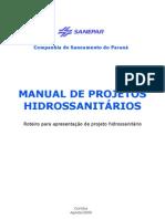 Manual de Projetos Hidrossanitarios