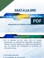 DEL GAAT a LA OMC EXPO ion Comercio Exterior