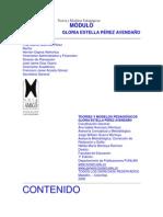 Teoría y Modelos Pedagógicos