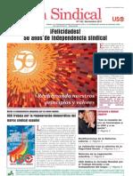 Unión Sindical (nr. 163, noviembre 2011)