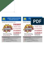 SUC Summit Invitation