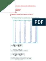 Calibracion de Un Termometro