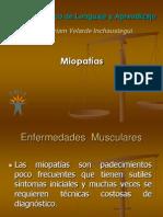 Miopatías..