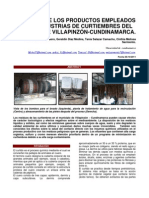 CURTIEMBRES Informe Final