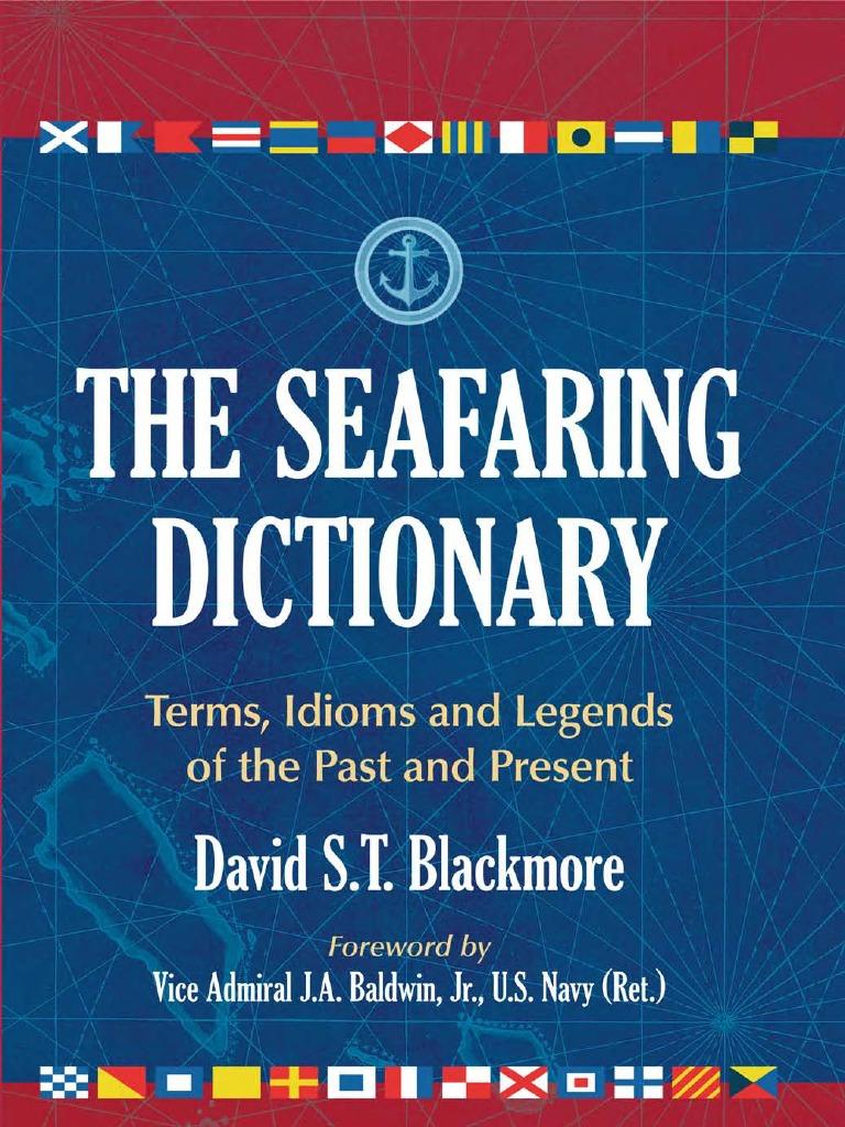 The Seafaring Dictionary Navies Sailor Relay Hbridge Motor Controller Francesco Amirante