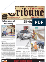 Front Page - November 25,2011