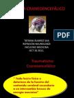 TRAUMA CRANEOENCEFÁLICO tatiana álvarez saa
