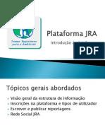 Plataforma JRA