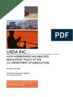 USDA INC - By Philip Mattera