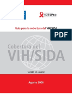 Manual para periodistas sobre Sida (Huesped)