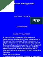 Facility Layout
