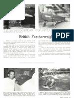 British Featherweight - Sport Aviation - December 1968